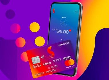 Tarjeta Superdigital de Banco Santander Chile