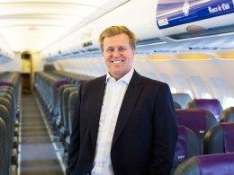 Holger Paulmann, CEO de SKY Airline