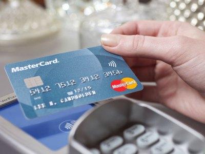 Mastercard sin contacto
