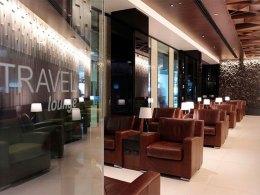 Salón vip Travel Lounge del Banco de Chile