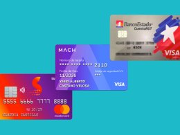 Comparación MACH vs Cuenta RUT Visa vs Superdigital
