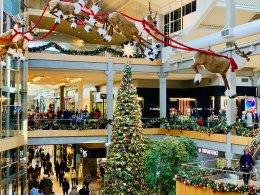 Horario de centros comerciales para la Navidad 2019