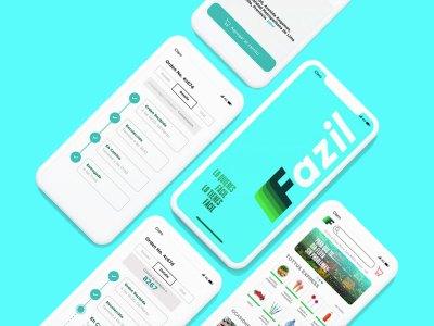 Fazil, la aplicación de supermercados Tottus