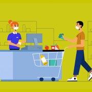 Descuentos en Supermercados durante mayo de 2020
