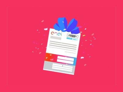 Concurso Boleta Solidaria de Enel