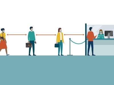 Horarios y locales de los bancos por cuarentena en Santiago para junio de 2020