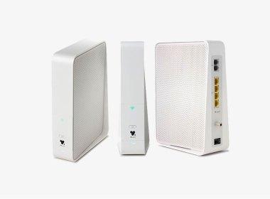 Módem de banda ancha VTR
