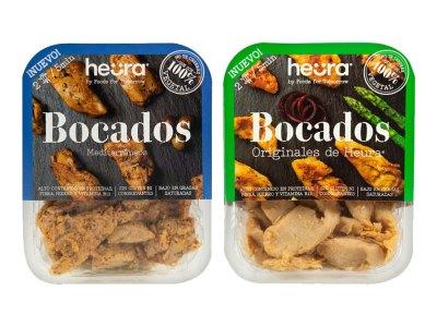 Los productos Heura ya están disponible en supermercados Tottus de Chile