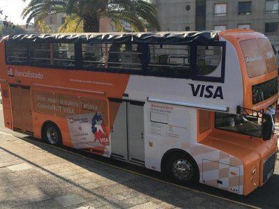 Buses de atención móvil de BancoEstado