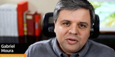 Gabriel Moura, CEO de Itaú Chile