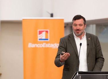 Sebastián Sichel, presidente de BancoEstado