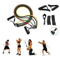 Para un gimnasio en casa las bandas elásticas han surgido como una gran opción