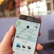 Aplicación de movilidad Uber