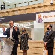 Hoy se lanzó el Hipotecazo de créditos hipotecarios de BancoEstado