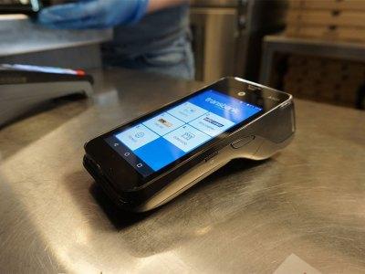 El nuevo POS de Transbank con pantalla touch
