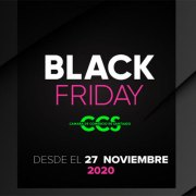 Black Friday Chile 2020 de la Cámara de Comercio de Santiago (CCS)