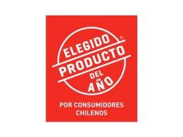 Elegido Producto del Año Chile 2020