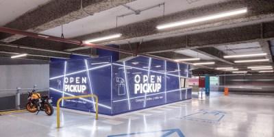 Open Pick Up de Mall Open Plaza Kennedy