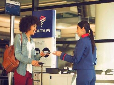 Embarque preferente Santander LATAM Pass