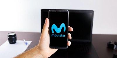 Fibra óptica de Movistar