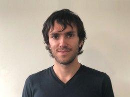 Nicolás Palacios, gerente comercial de Capitaria