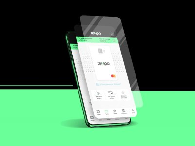 Tarjeta de prepago y cuenta digital Tenpo