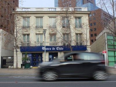 Sucursal del Banco de Chile en Las Condes