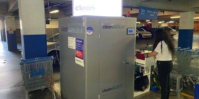 CleanBox es un servicio que está disponible en el Lider Buenaventura y Puente Nuevo