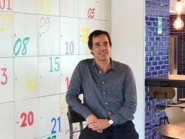 Ignacio Yarur, gerente Corporativo de Innovación y Transformación Digital de Banco Bci