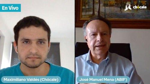 José Manuel Mena, presidente de ABIF, en entrevista en Chócale