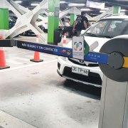 Pago de estacionamientos en Mall Open Plaza con Fpay
