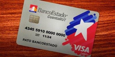 El proceso de cambio por la nueva tarjeta de la Cuenta RUT Visa Débito