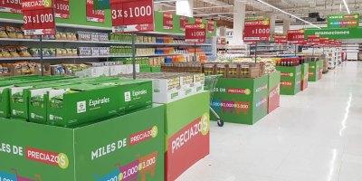 Nuevo supermercado Tottus del Mallplaza Oeste