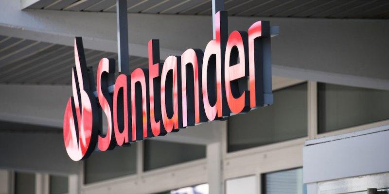 Meta cero emisiones de Banco Santander