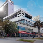 Mall Open Kennedy, en Las Condes