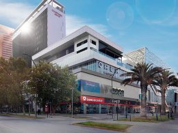 Mall Open Kennedy, en Las Condes