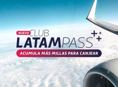 El nuevo Club LATAM Pass