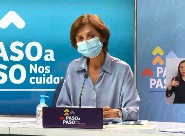 Paula Daza, subsecretaria de Salud, anunció que 10 comunas de RM avanzarán a Fase 2 de Transición.