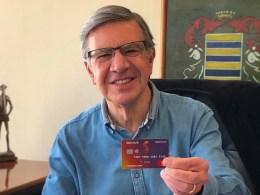 Joaquín Lavín anunció la Tarjeta Vecino de Las Condes, emitida como prepago de Superdigital.