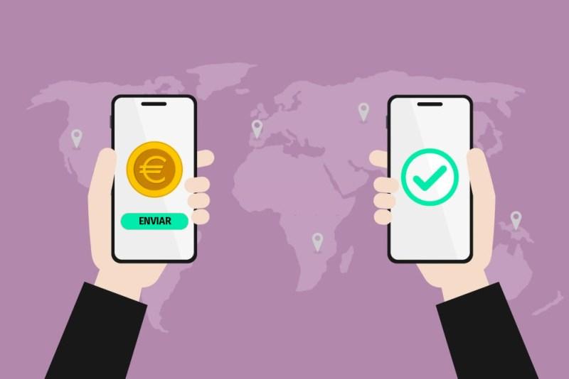 Cómo transferir o hacer transferencias internacionales de dinero al extranjero desde Chile