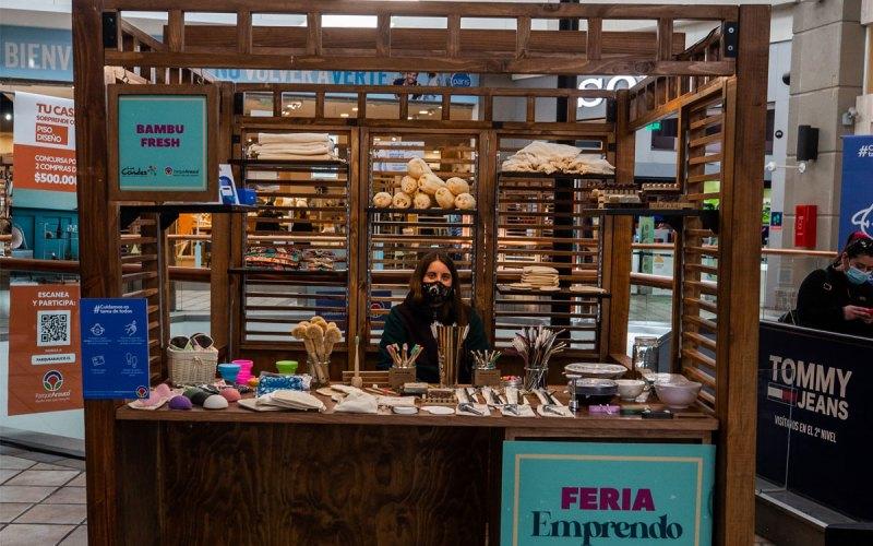 Feria Emprendo de Parque Arauco