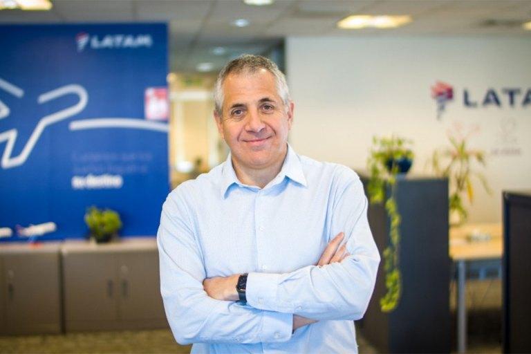 Roberto Alvo, CEO de LATAM Airlines Group