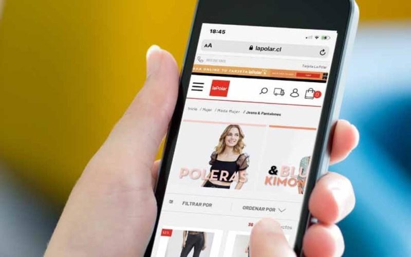 Tienda La Polar en compras online