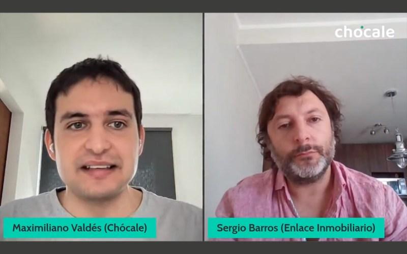Sergio Lagos, director ejecutivo de Enlace Inmobiliario