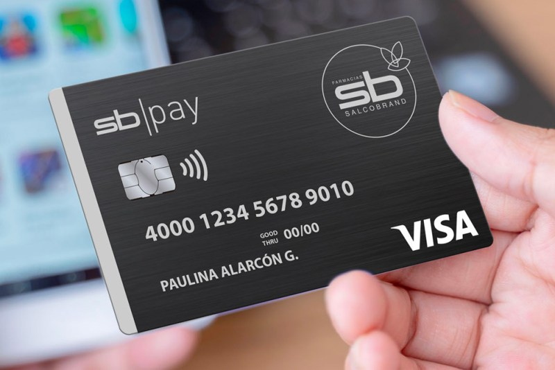 La nueva tarjeta de crédito SB Pay Visa