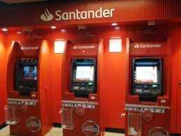 Cajeros Santander
