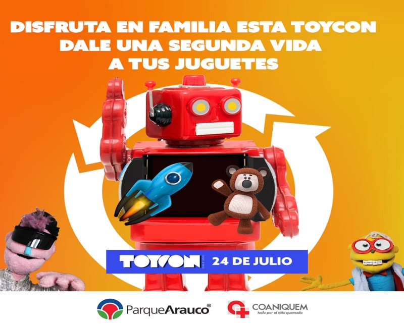 Recicla tus juguetes