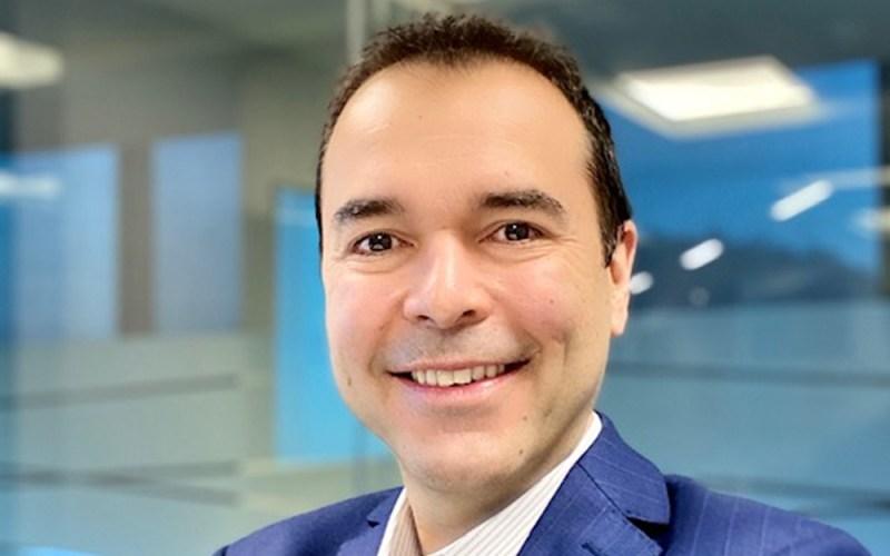 Daniel Puerta, vicepresidente de Banca Digital de Scotiabank