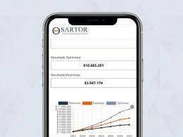La nueva plataforma de inversiones Sartor+