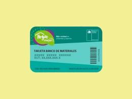 La tarjeta Banco de Materiales del Ministerio de Vivienda y Urbanismo (Minvu)